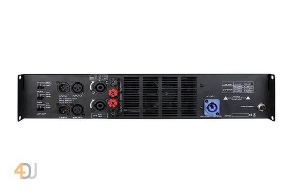 Zenith CD5000 Stereo Bridgeable Power Amp
