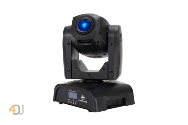 ADJ Pocket Pro 25W LED Moving-Head Spot Pair