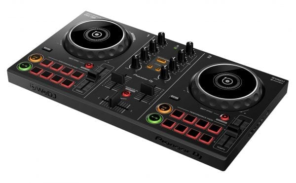 Pioneer DDJ-200 House Party Smart Controller