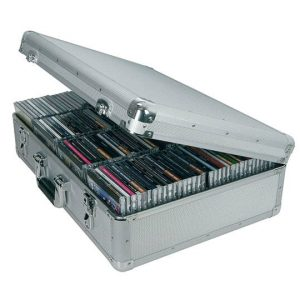 Citronic CD120 Case (Silver)