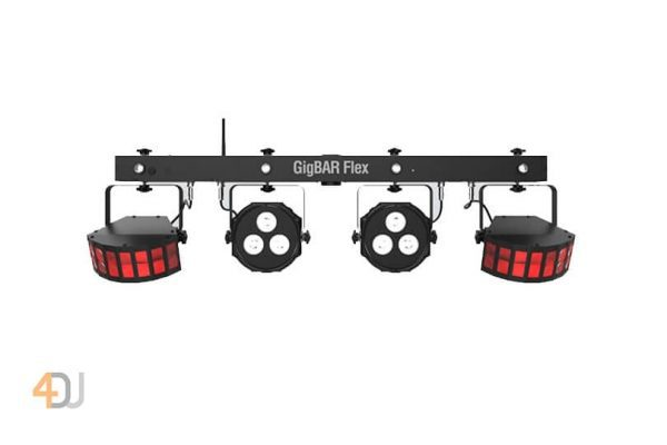 Chauvet GigBAR Flex 3-In-1 LED Lighting Bar