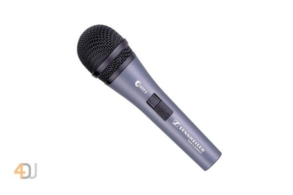 Sennheiser E825 s Vocal Wired Microphone