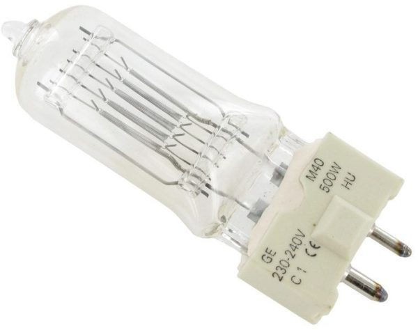 Showbiz 88468 M40 - 240v 500w Lamp