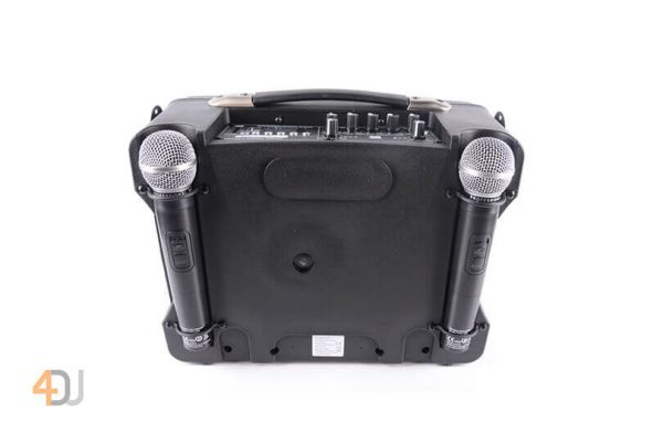 Ibiza Portable PA System With Built-In Battery