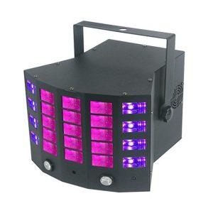Equinox Goboceptor 3 Fx in 1 LED Gobo Derby UV & Strobe
