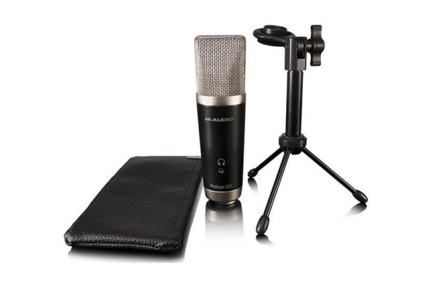 M-Audio Vocal Studio Complete Personal Recording Studio Package