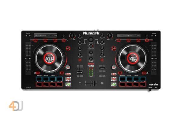 Numark MixTrack Platinum All-In-One 4-Deck DJ Controller