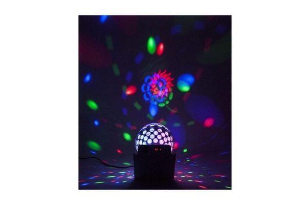 Ibiza Light STARBALL-GB Dual Lighting Effect with GOBOs