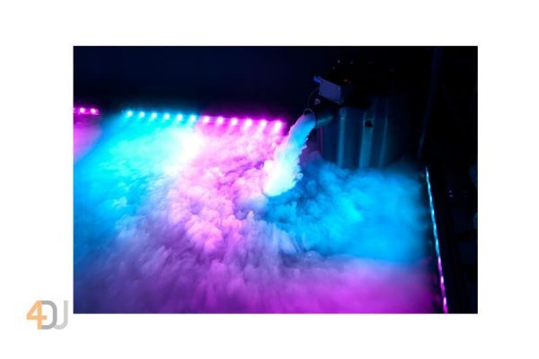Chauvet Nimbus Dry Ice Low Fog Effect Machine